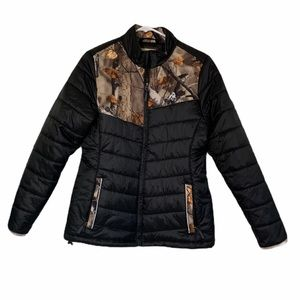 Legendary Whitetails | Camo Puffer Jacket